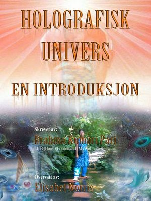 cover image of Holografisk Univers