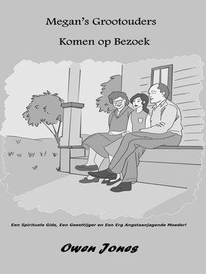 cover image of Megan's Grootouders Komen op Bezoek