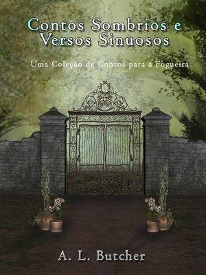 cover image of Contos Sombrios e Versos Sinuosos