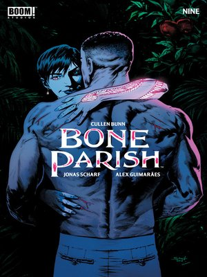 cover image of Bone Parish, Issue 9