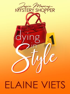 cover image of Dying in Style