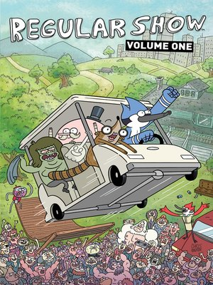 cover image of Regular Show Volume 1