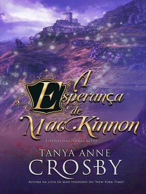 cover image of A Esperança de MacKinnon