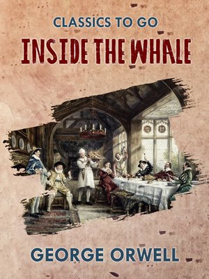 cover image of Inside the Whale