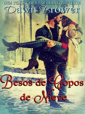 cover image of Besos de Copos de Nieve