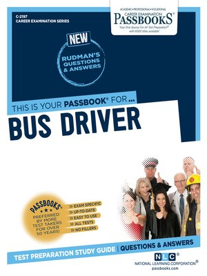 cover image of Bus Driver