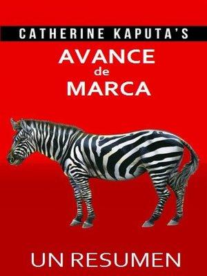 cover image of Avance De Marca