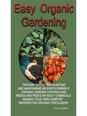 cover image of Easy Organic Gardening