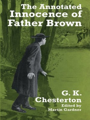 cover image of The Annotated Innocence of Father Brown