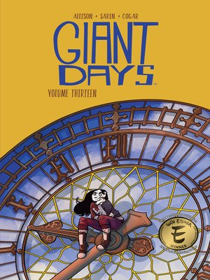 cover image of Giant Days (2015), Volume 13