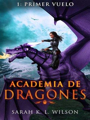 cover image of Academia de Dragones