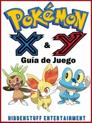 cover image of Pokémon X & Y Guía de Juego