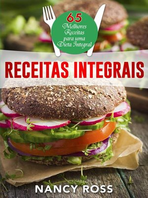 cover image of Receitas integrais