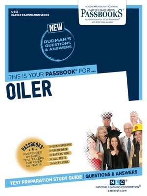 cover image of Oiler