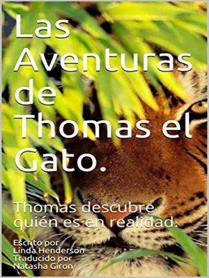 cover image of Las travesuras de thomas el gato