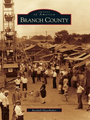 cover image of Branch County