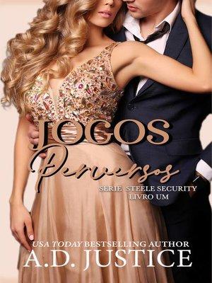 cover image of Jogos Perversos