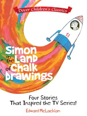 cover image of Simon in the Land of Chalk Drawings