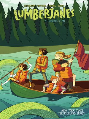 cover image of Lumberjanes (2014), Volume 3