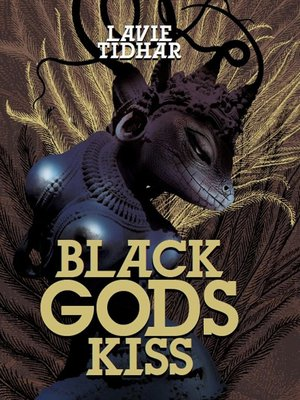 cover image of Black Gods Kiss