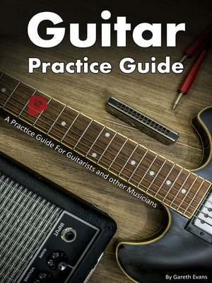 cover image of Guitar Practice Guide