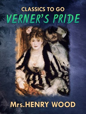 cover image of Verner's Pride