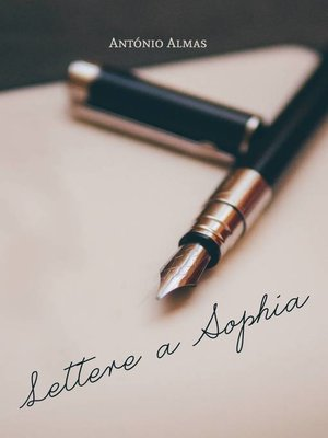 cover image of Lettere a Sophia