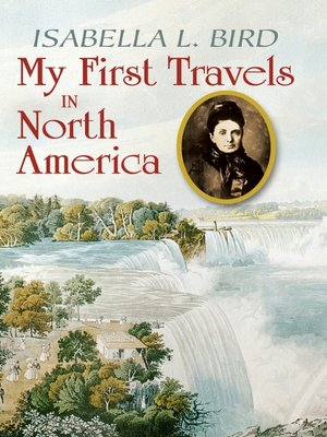 cover image of My First Travels in North America