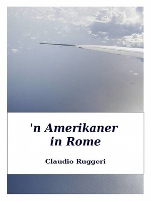 cover image of 'n Amerikaner in Rome