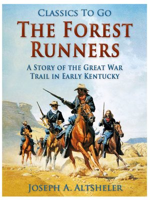 cover image of The Forest Runners