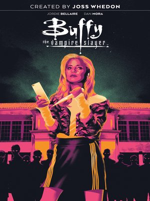 cover image of Buffy the Vampire Slayer (2019), Volume 1