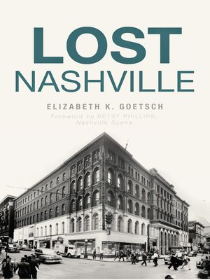 cover image of Lost Nashville