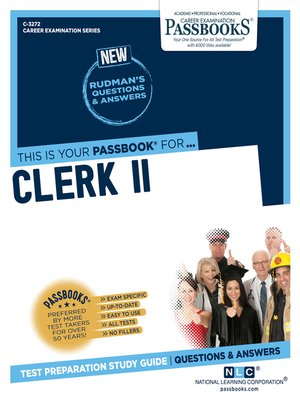 cover image of Clerk II