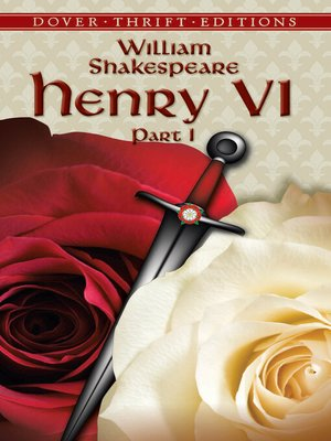 cover image of Henry VI, Part I