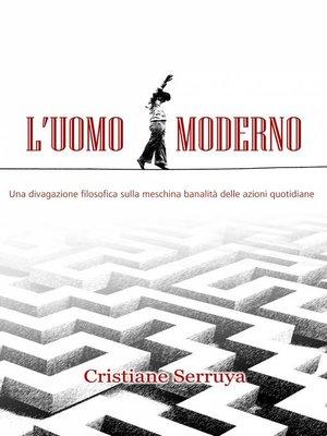 cover image of L'uomo moderno
