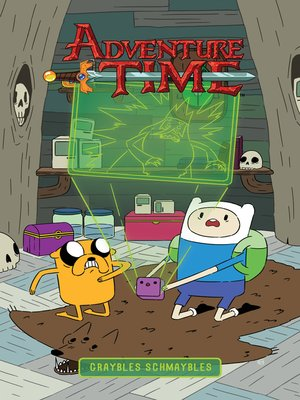 cover image of Adventure Time Original Graphic Novel Volume 5