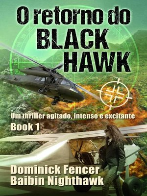 cover image of O retorno do Black Hawk