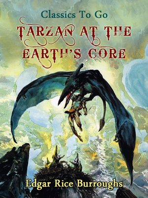 cover image of Tarzan at the Earth's Core