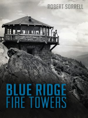 cover image of Blue Ridge Fire Towers