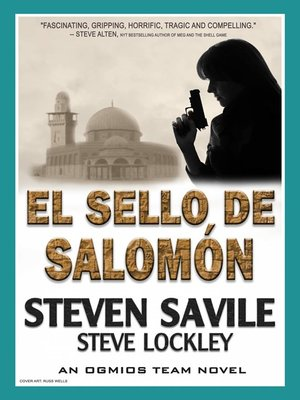 cover image of El Sello De Salomón