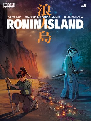 cover image of Ronin Island (2019), Issue 8