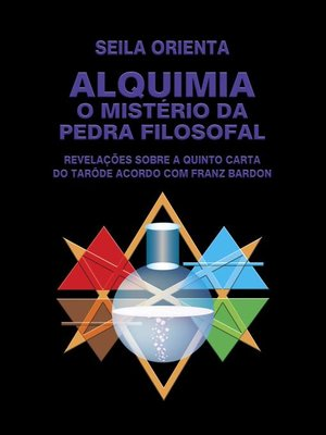 cover image of Alquimia--O Mistério da Pedra Filosofal