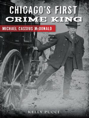 cover image of Chicago's First Crime King