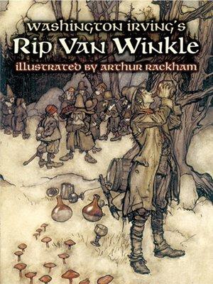 cover image of Washington Irving's Rip Van Winkle