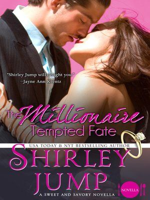cover image of The Millionaire Tempted Fate
