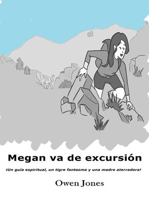 cover image of Megan va de excursión