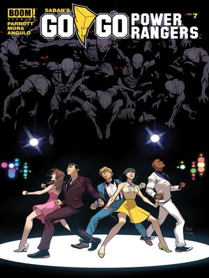 cover image of Saban's Go Go Power Rangers, Volume 7