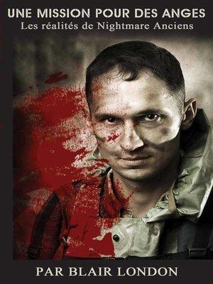 cover image of Une mission pour des Anges