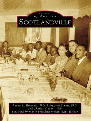 cover image of Scotlandville