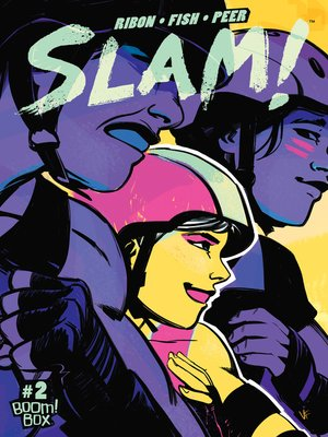 cover image of SLAM! (2016), Issue 2
